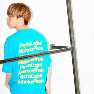PSYCHOLOGICAL METAMORPHOSIS / PLMP MARK TEE / PL18-0104