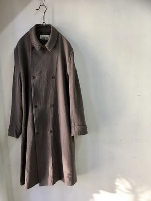 "kaval/B&S Special/Painter coat ""khadi cotton vintage cloth""(カヴァルのやわらかくて気持ちいいコート)(期間限定販売)"