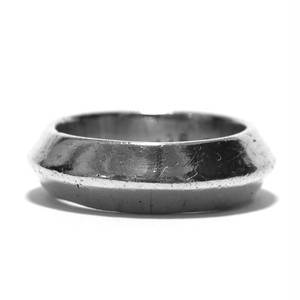 Vintage Sterling Silver Mexican Triangle Ring