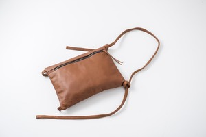 MUSUBI : 06 shoulder bag-L(2way)