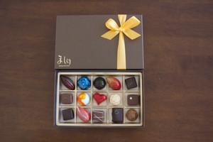ショコラ・ましぇりセレクション 15個詰