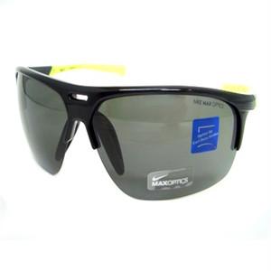 ナイキ NIKE RUN X2 サングラス ユニセックス EV0796-071 ブラック/イエロー ブラック