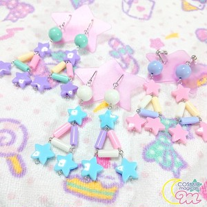 milky stars ピアス/イヤリング