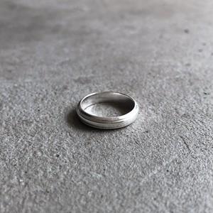 Silver ring B