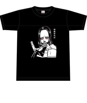 木島所長Tシャツ
