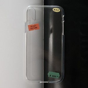 【t.e.a】 Sticker Jelly / iphone スマホ ケース カバー 韓国雑貨