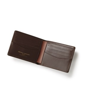 FTC(エフティーシー) / LUXE LEATHER WALLET -BROWN-