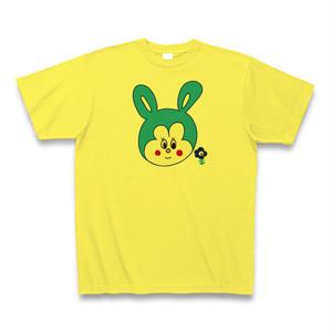 オフィス禁断オフィシャルTシャツ(青×黄)KDNT002