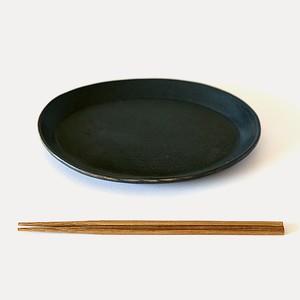 IN-101 オーバルディッシュ(黒)