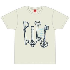 Tシャツ(4つの鍵)