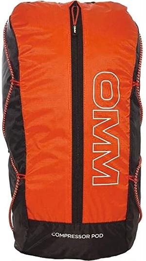 【30%OFF】OMM/オーエムエム/オリジナルマウンテンマラソン OMM Compressor Pod Orange/Black  コンプレッサーポッド オレンジ/ブラック OG012000O1