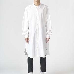 MENS LONG SHIRTS /WHITE