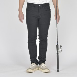 "再入荷しました!!""The Black Angler""  FISHING STRETCH BLACK DENIM BW-104VMBB"