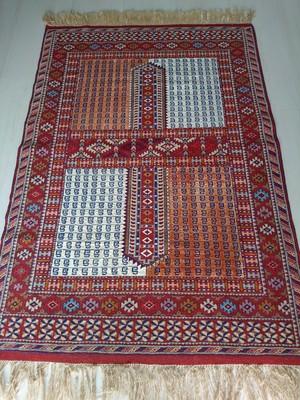 Persian Rug Ensi Red 165x115cm