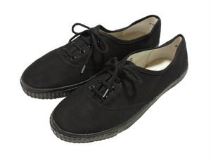 Blackmans Shoes プリムソールシューズ (ブラック) レディース