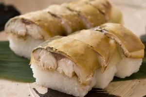 煮さば寿司