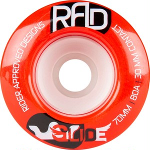 Glide / Red (70mm 80A)