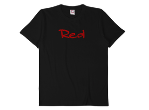 "【受注発注】words color series ""Red"" T-shirt /全3色"