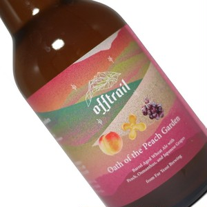 Off Trail Oath of the Peach Garden~桃園の誓い~ 330ml