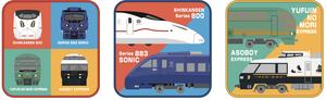 九州鉄道ミニタオル3枚セット