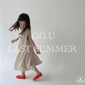«sold out» go.u buon one-piece 2colors ボナペティートワンピース