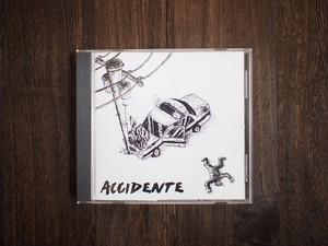ACCIDENTE / 2011-2015(JAPAN TOUR EDITION) CD