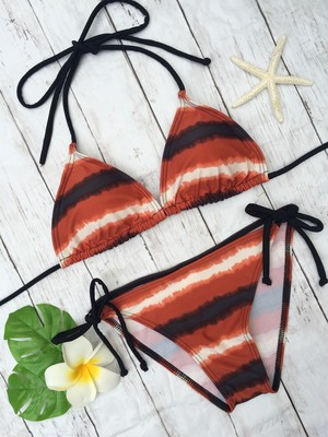 Sale!! triangle bikini~タイダイ~