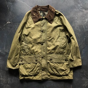 yoused Barbour Remake Jacket (olive 38)