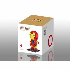 LOZ 9158 ダイヤモンドブロックス アイアンマン / Diamond blocks Ironman 1個/130pcs