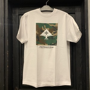 LRG : BOXED OUT S/S TEE