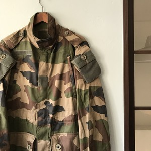 【FRENCH ARMY】(DEADSTOCK) COMBAT JACKET