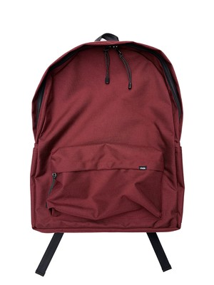 "【残りわずか】TIMERES.×mas.×TEMPO / DAY PACK ""BURGUNDY"""