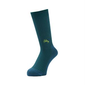WHIMSY - EMJAY SOCKS (Deep Green)