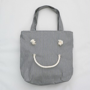 SMILE TOTE ・HICKORY・M
