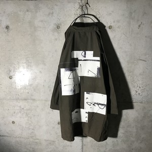 [re:shikisen]patchwork mode jacket