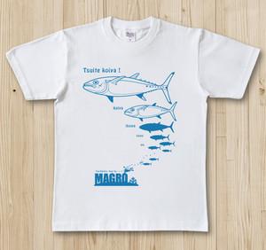 お魚Tシャツ イソマグロ!ファン