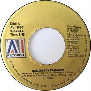 El Coco – Dancing In Paradise / Love In Your Life