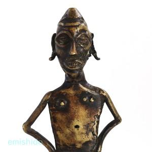 ナガの男の立像 0115-TG48