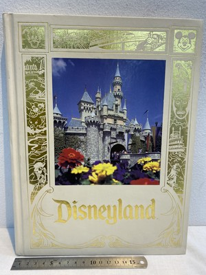 洋書 Disneyland  The First Thirty-Five Years