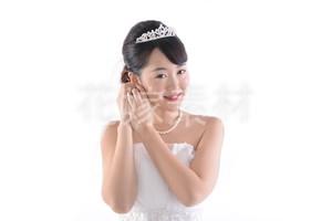 【0183】ポーズを取る花嫁