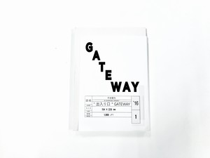 英:GATEWAY 和:出入り口