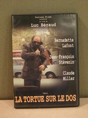 【dvd】LA TORTUE SUR LE DOS/リュック・ベロー(Luc Beraud)