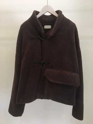 FLEECE JACKET / JieDa