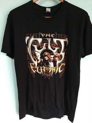 THE CULT カルト Tシャツ / 80s ハードロック パンク オルタナ