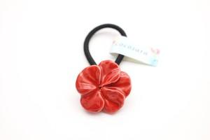 有田焼ヘアゴム  flower 21(M)