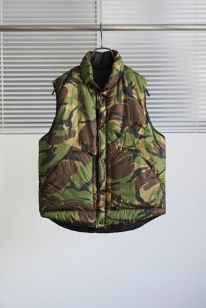 Snugpack - Nylon Reversible Down Jacket made in UK