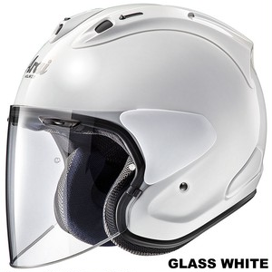 ARAI VZ-RAM GLASS WHITE