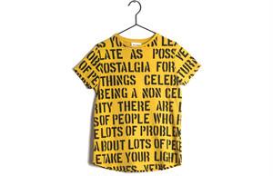 ウルフアンドリタ(WOLF&RITA)SEBASTIAO[2y/4y/6y]Tシャツ