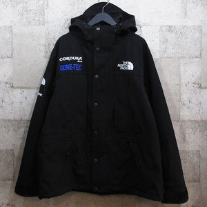 SUPREME × TNF 18AW Expedition Jacket ※希少サイズ