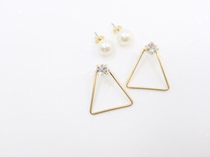 Triangle pierce*